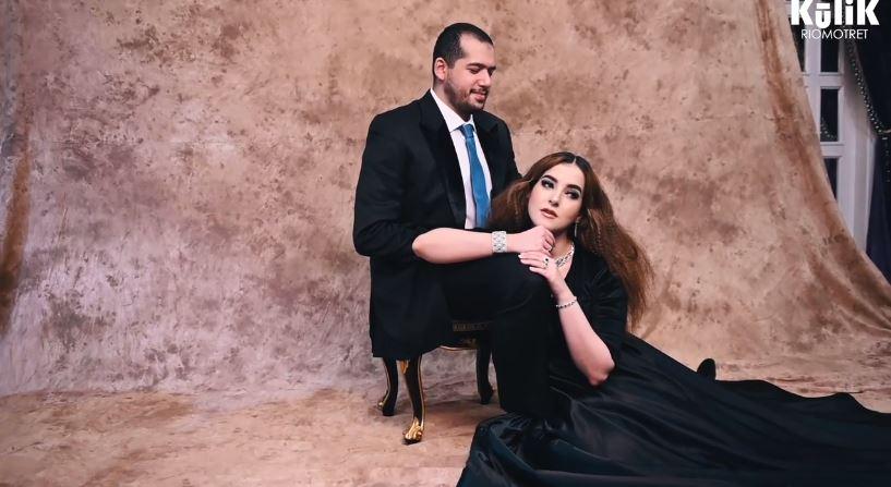 Tasyya Farasya dan suaminya, Ahmad Assegaf.
