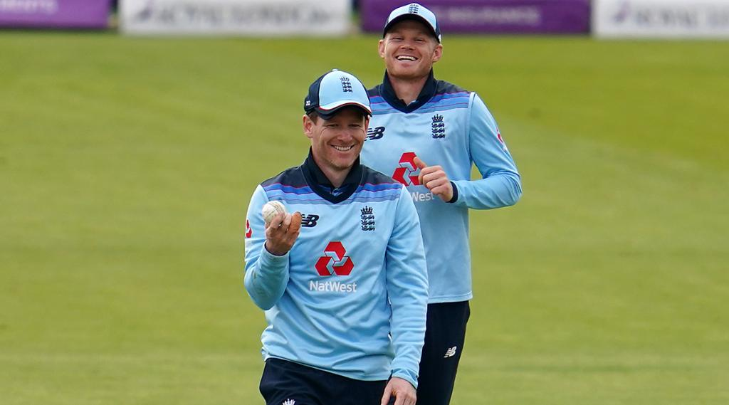 """""""There are a large group of guys who have been practising only 50-over cricket."""" - Eoin Morgan  World champions for a reason! Who do you think will be the Player of the #SAvENG ODI series?   Starts Dec 4 