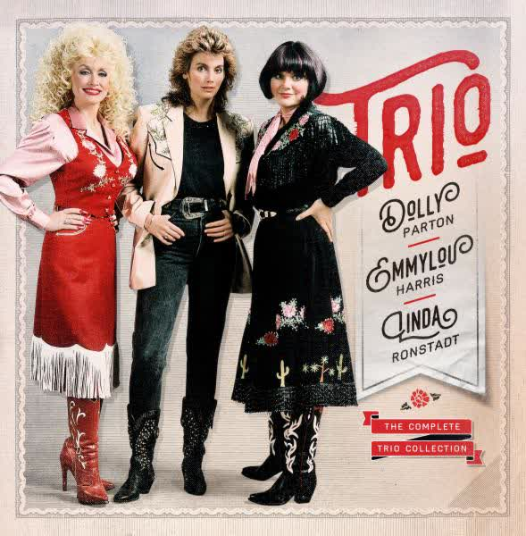 Dolly Parton, Linda Ronstadt & Emmylou Harris / The Complete Trio Collection (Deluxe Edition) / Making Plans (2016 Remaster) / V. Morrison / 2016 https://t.co/LQJRjsUceb