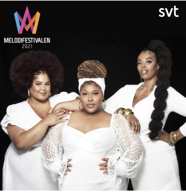 [LIVE] Elles ont gagné le Melodifestivalen 2020 et n'ont pas pu aller à Rotterdam. 2021 sonnera comme une seconde chance pour les Mamas !  ➡️ Rendez-vous sur https://t.co/4HVwnErmFW!  #Eurovision | @SVTmelfest | #Melodifestivalen2021 | #MelFest | #Eurovision2021 | @Eurovision https://t.co/PyjyLJ0VJq