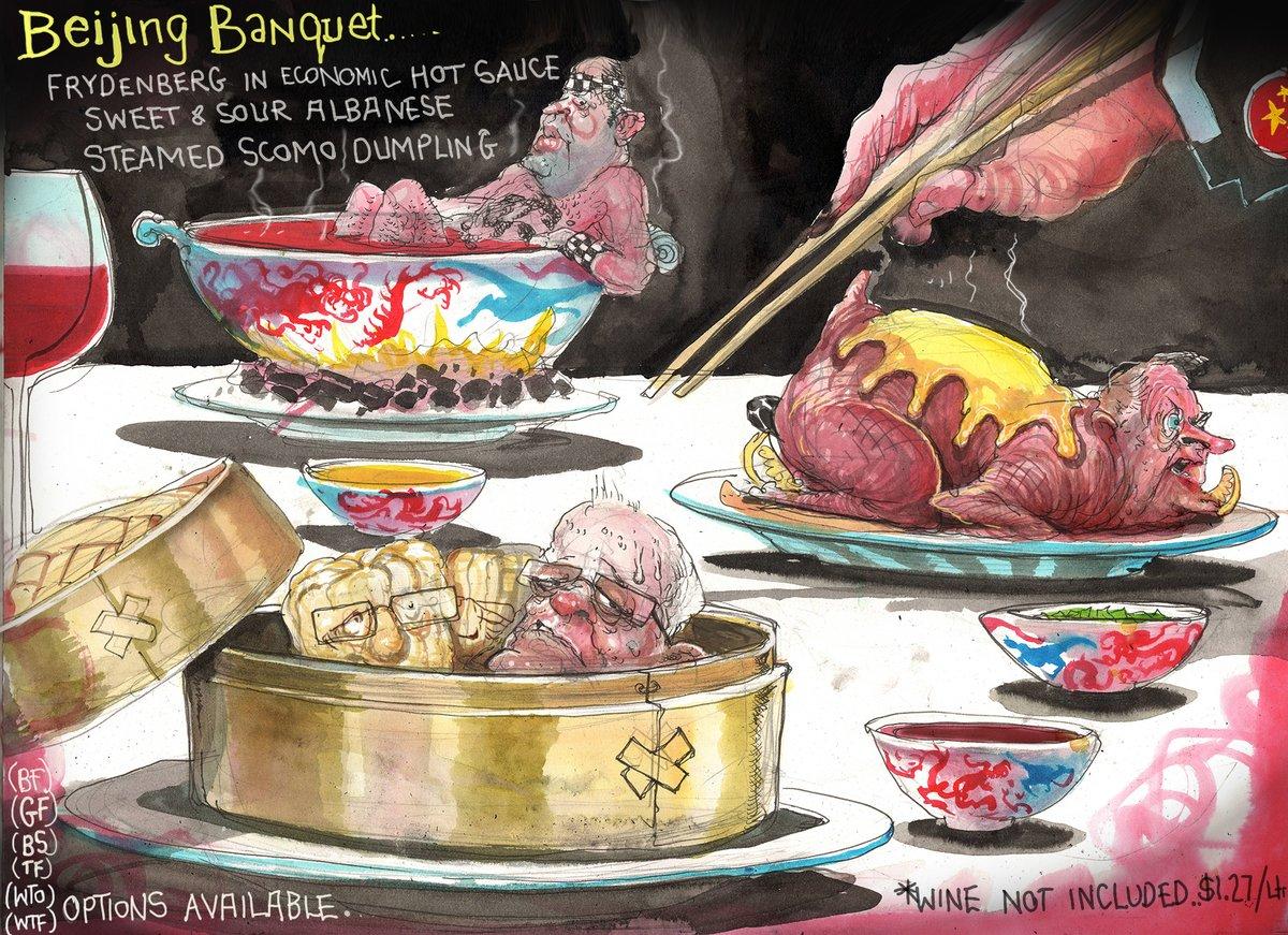 beijing banquet @FinancialReview