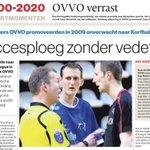 In #ADUN: Elf jaar geleden verraste @OVVO_Maarssen de korfbalwereld met de promotie naar de Korfbal League. In deel 2 van onze serie blikken Frits Wip en Jesper Oele terug op dat unieke seizoen