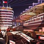 Kicking off round 2 in Bahrain! @BAH_Int_Circuit 🚀  #SakhirGP