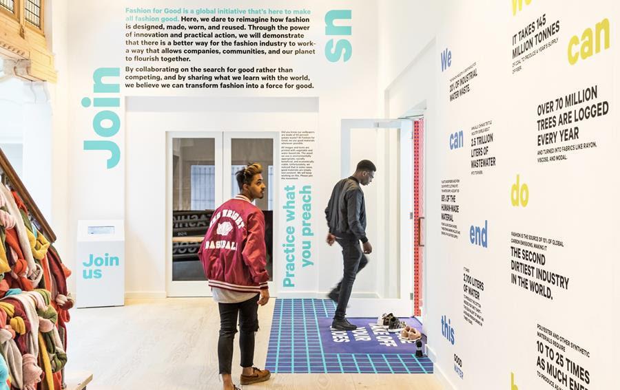 test Twitter Media - Met Mocca naar Cultuur naar: HET FASHION FOR GOOD MUSEUM | Interactieve Virtuele Rondleiding Woensdag 9 december | Tijd: 15.00 - 16.00 uur | Online Kom alles te weten over duurzame mode en innovaties. Meer info en aanmelden: https://t.co/vTiqeqLbzH @FashionforGood https://t.co/FS9Fso7DuX