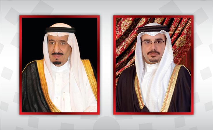 سمو ولي العهد رئيس الوزراء يبعث برقية تعزية إلى خادم الحرمين الشريفين وولي عهده