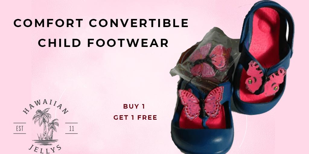 Comfort convertible child's footwear   #flipflops #sandals #feet #leathersandals #Slipaaahs #slippers #flipflopseason #fashion #summer #hawaiianjelly #shoes #dressshoes #onlineshopping #foot #heels #kidsfeet #chinelo #convertiblesandals #patrioticsandals #footwear #leathersandals