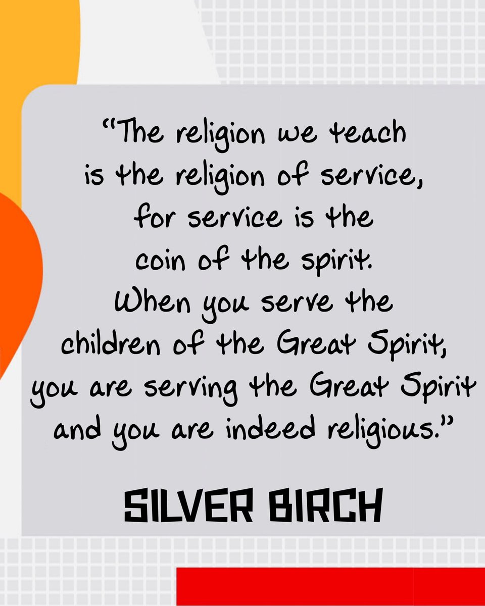 Teachings of #SilverBirch✅✅✅  #ThursdayMorning #ThursdayMotivation #FridayMorning #FridayMotivation #SaturdayMorning #SaturdayMotivation #SundayMorning #SundayMotivation #MondayMorning #MondayMotivation #TuesdayMorning #TuesdayMotivation #WednesdayMorning #WednesdayMotivation https://t.co/GF1LmkV1UN