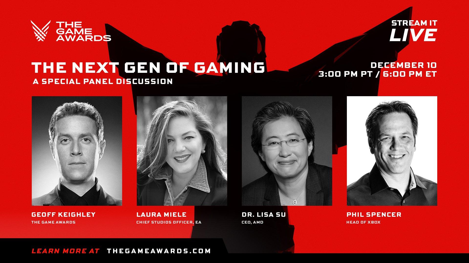 Phil Spencer hablará sobre juegos exclusivos y el futuro de Xbox en los Game Awards