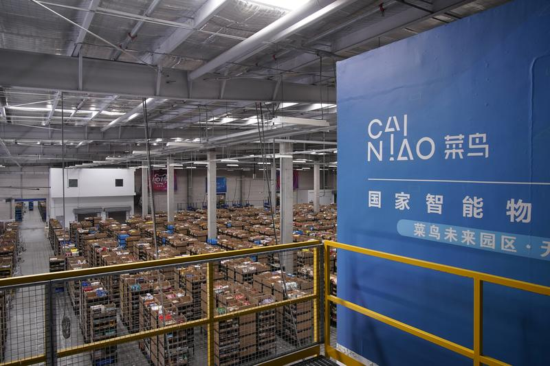 Alibaba's Cainiao says it is in talks with Chinese vaccine makers over logistics https://t.co/MKo2UqXsNN https://t.co/tS9Mcch5Ux