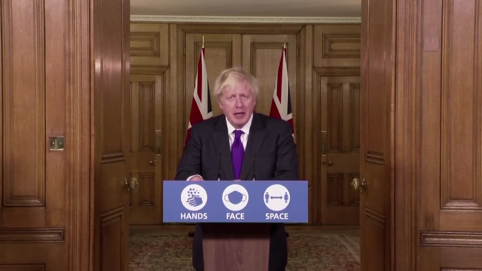 British Prime Minister Boris Johnson said it would take some months before all the most vulnerable people received COVID-19 vaccines https://t.co/Ac8UxyDg8v https://t.co/7LmdemGfBt