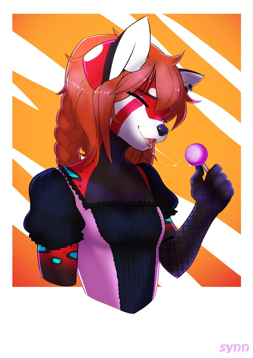 @faunbutt @HeioArt @jesdraws thanks for the chance i'ma throw my red panda Wuk in here https://t.co/cZHkUQhHcU