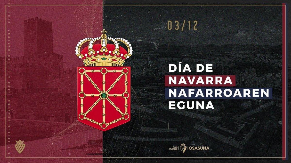 🔴 Una tierra única. Un sentimiento infinito.  ¡Feliz Día de Navarra!