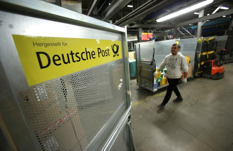 Deutsche Post buoyed by '3 years ecommerce growth in 3 months' https://t.co/c3br2yHlTq https://t.co/92Ip9FiQr8