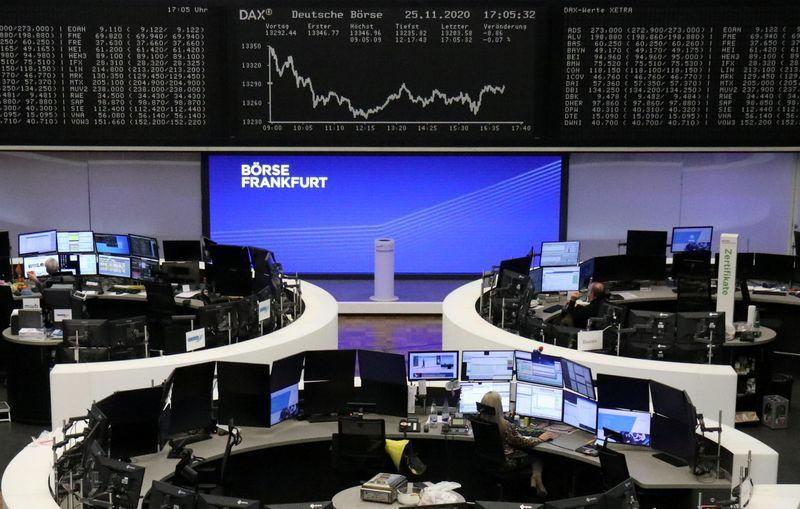 European shares make slight moves on Brexit, stimulus uncertainty https://t.co/5CwwU3jqcy https://t.co/iR75PbNNoe
