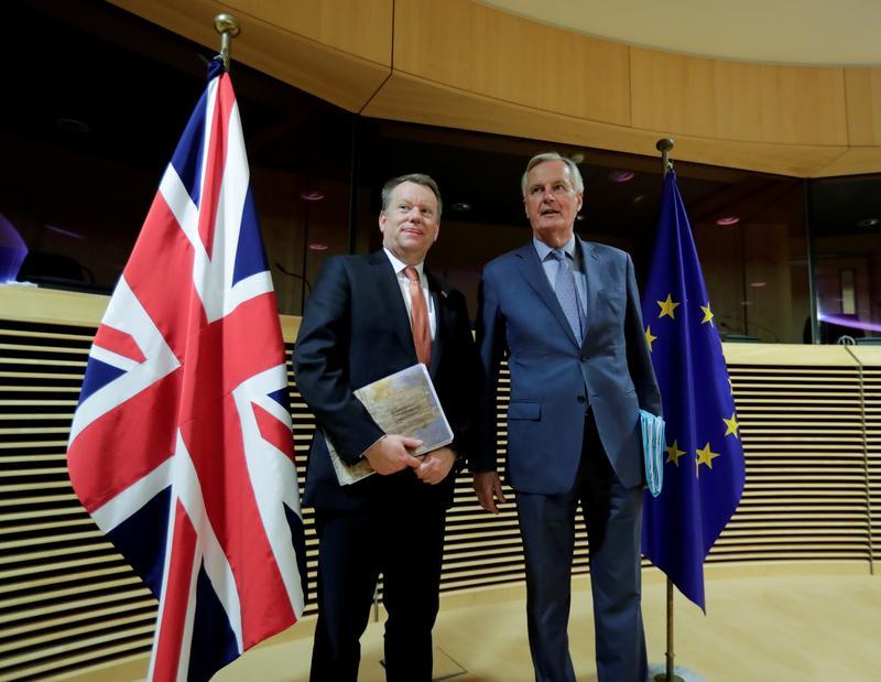 EU, UK negotiators to assess state of trade talks Thursday or Friday: sources https://t.co/3j15knzp0T https://t.co/zEcaSGJmSr