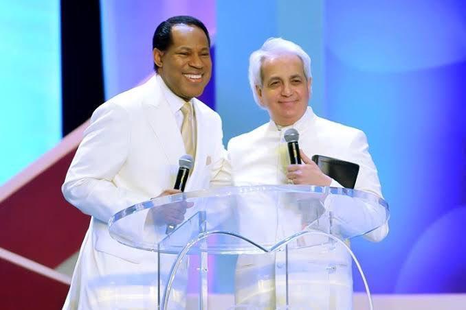 Happy Birthday Highly Esteemed Pastor Benny!  We love & celebrate you always