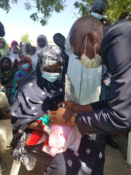 #Polio vaccination campaigns in #Africa were finally resumed in July 2020, after being paused due to #COVID19 restrictions.   Now over 40 million children in 16 countries have now been vaccinated in an effort by national authorities & Global Polio Eradication Initiative partners.