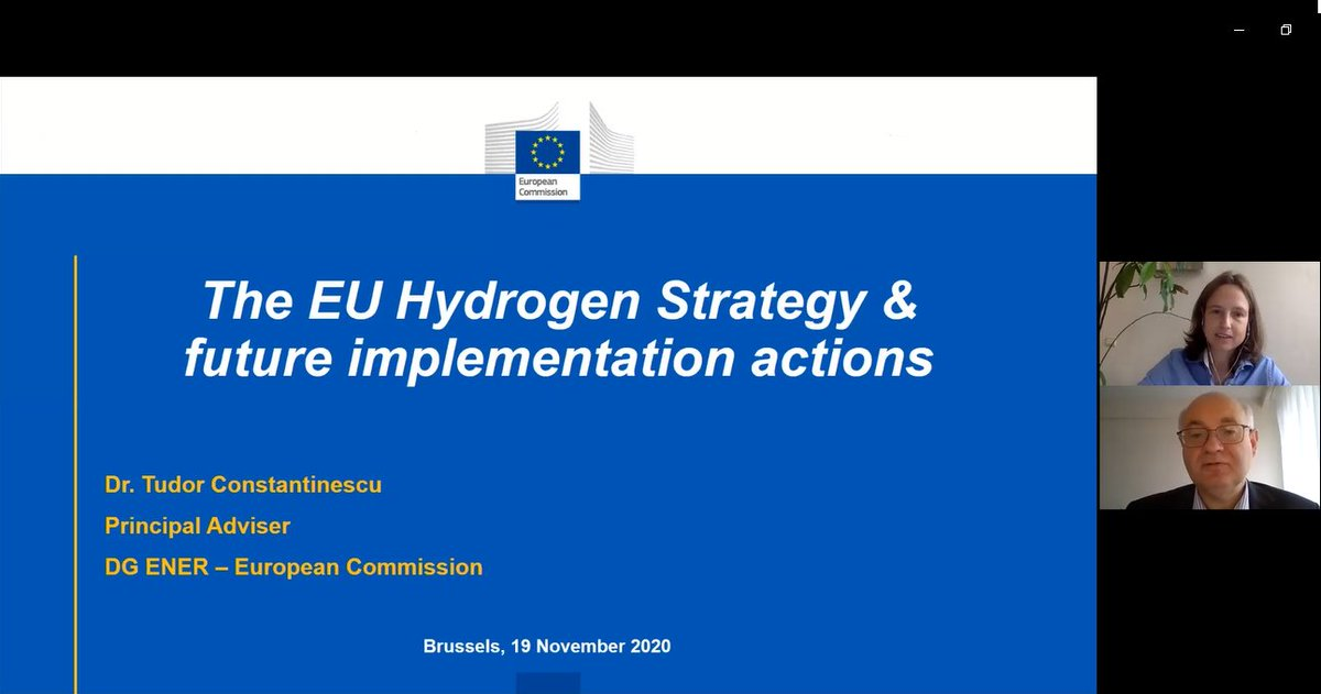 On 19 November 2020, we discussed policy recommendations around #hydrogen deployment with experts from academia, policy and industry during the @TSO2020 roundtable.   Did you miss it? No worries, we got you covered😉 https://t.co/zX8WQn3r65 https://t.co/eGt7tQthAN