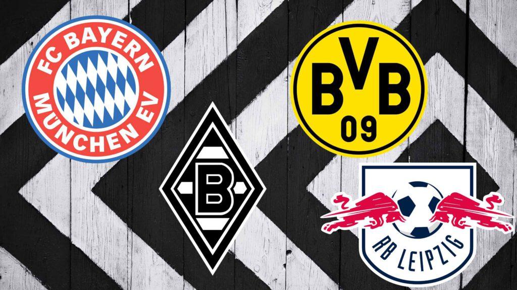 #Bundesliga ekiplerinin şampiyonlar ligi performansı: Bayern Münih ⭕ Mönchengladbach ❌ Borussia Dortmund ⭕ Leipzig ✔️  #tabure #iddaa #tspor #enflasyon #zorundamıyız #reddediyorum #Almanya #spor #ChampionsLeague #germany #BVB #RBLeipzig https://t.co/yVX27YQoge