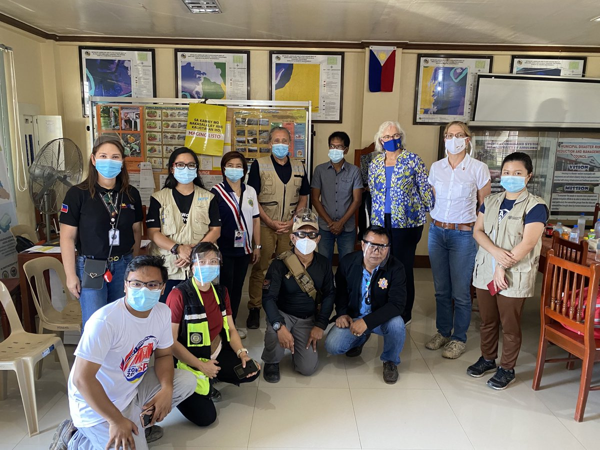 Impressive work of humanitarian partners and #Philippines Office of Civil Defense in addressing impact of #typhoonvamco on #cagayanvalleyregion . Thanks #Netherlands and #Germany for joining us!  @OCHAPhilippines @OCHAAsiaPac @UNPhilippines
