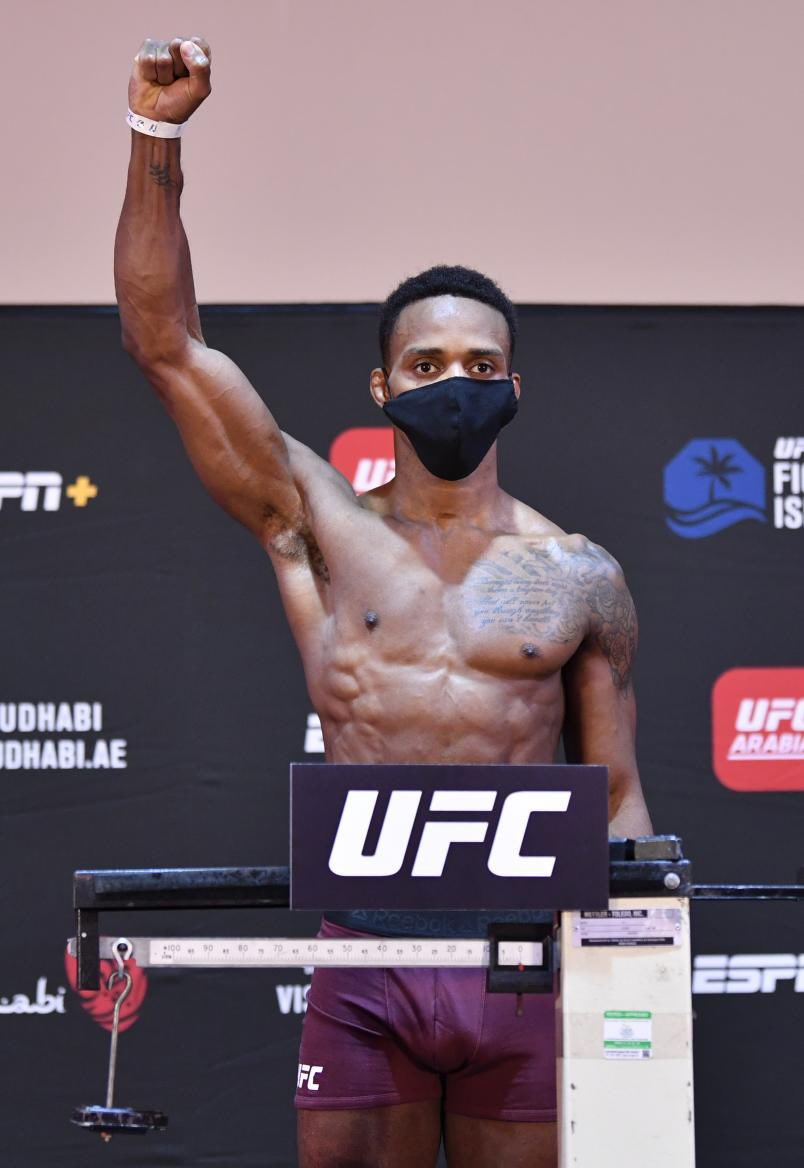 Lerone Murphy vs. Douglas Silva de Andrade added to #UFC event on January 20th. (145lbs) per @MMAFighting https://t.co/ZbwnAjoC57