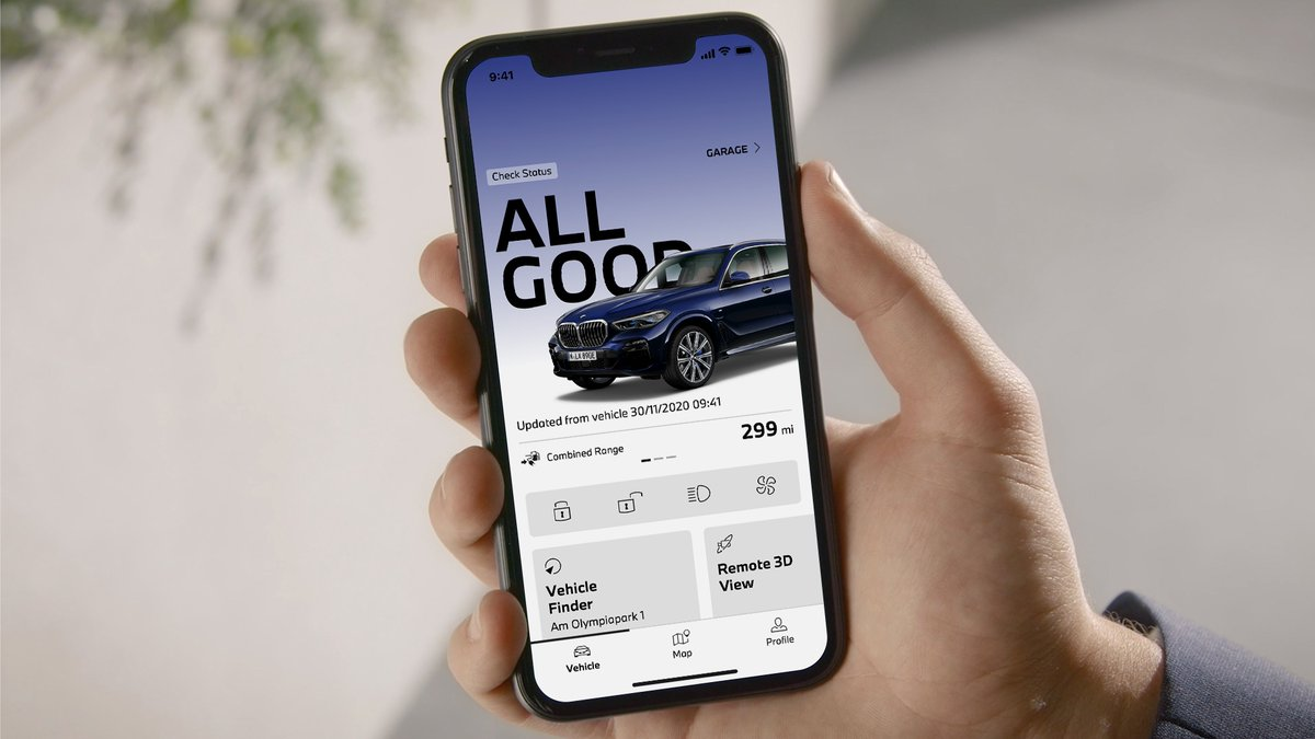 Bmw Group On Twitter Always Connected Keep An Eye On Your Car With The My Bmw App And The Mini App Coming Soon To Your Market From Checking Doors Are Locked