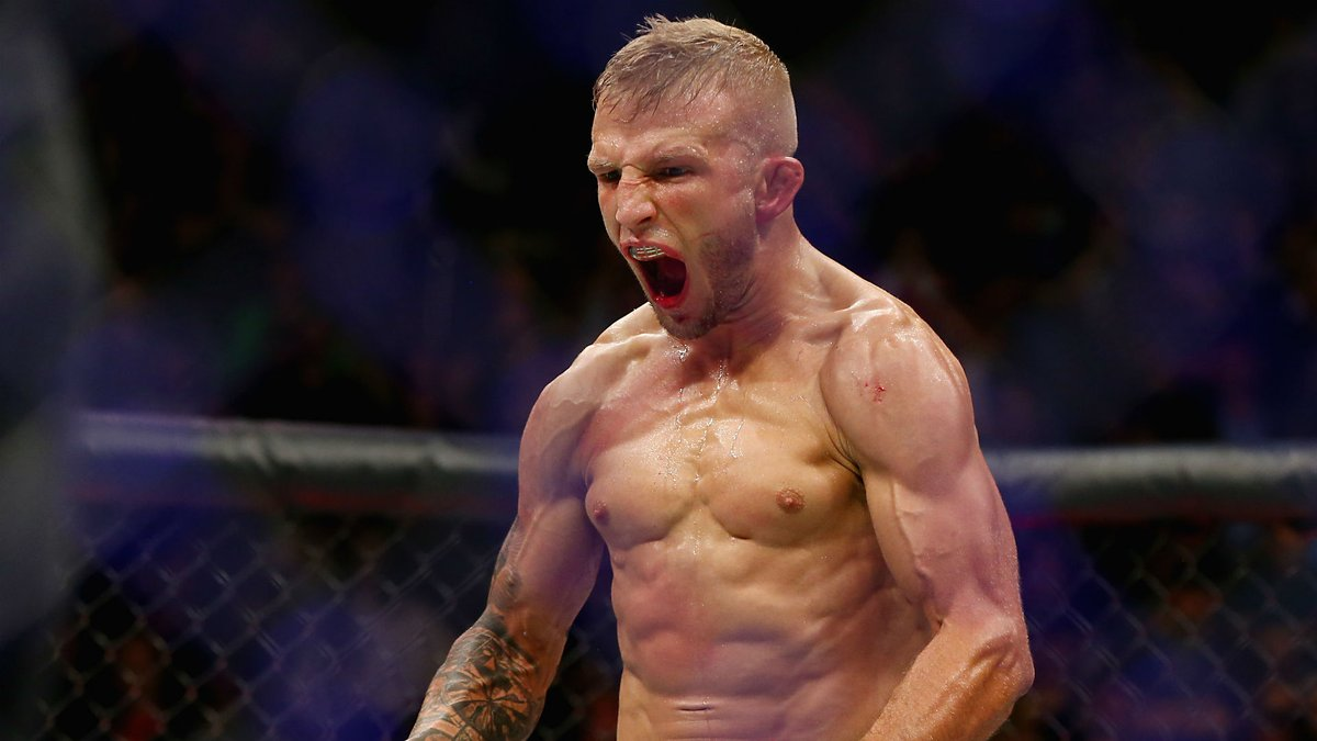 Suspended former #UFC champion TJ Dillashaw wants title fight on return #doping #sport #cleansport @usantidoping  https://t.co/u9Hs3zibuO https://t.co/cnV2gIviC3