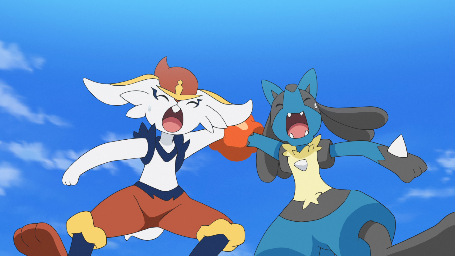 Viajes Pokémon Capítulo 48