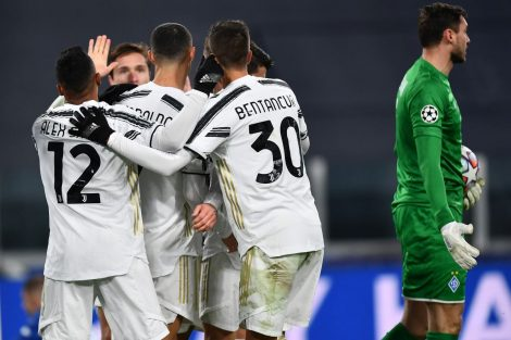 Tris Juve alla Dinamo Kiev, Chiesa-Ronaldo-Chiesa in gol - https://t.co/CQC1hTluG5 #blogsicilianotizie
