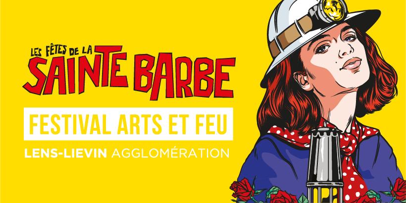 [Week-end tout feu tout flamme] 🔥 Le Louvre-Lens fait crépiter les étincelles de la #SainteBarbe avec des activités gratuites pour célébrer la patronne des mineurs et l'anniversaire du musée !  👉  Ne manquez pas les ateliers à emporter dès aujourd'hui !