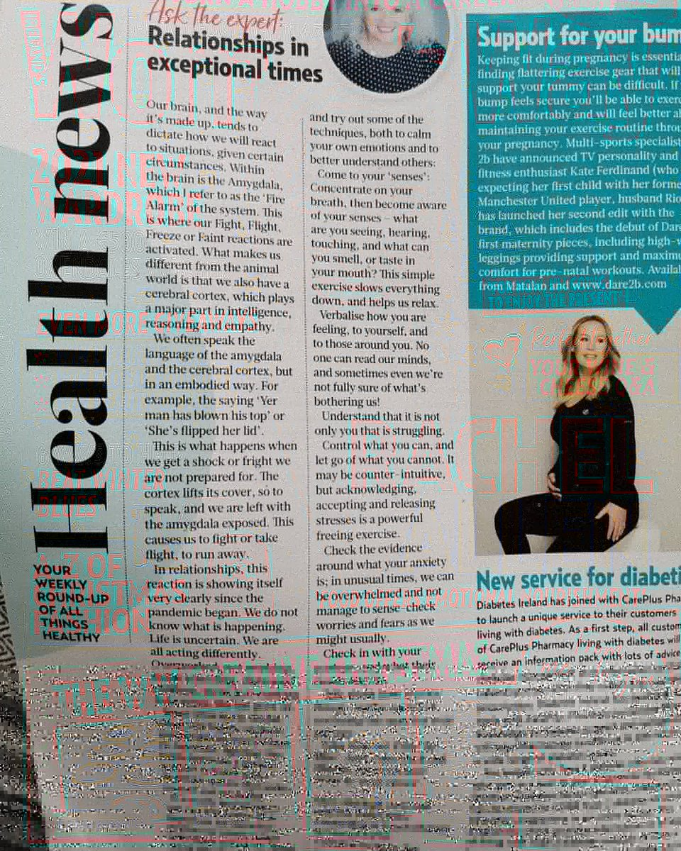 Delighted to be featured in @Womans_Way #bumperissue #mentalhealth @TaraGilleecePR 🙏