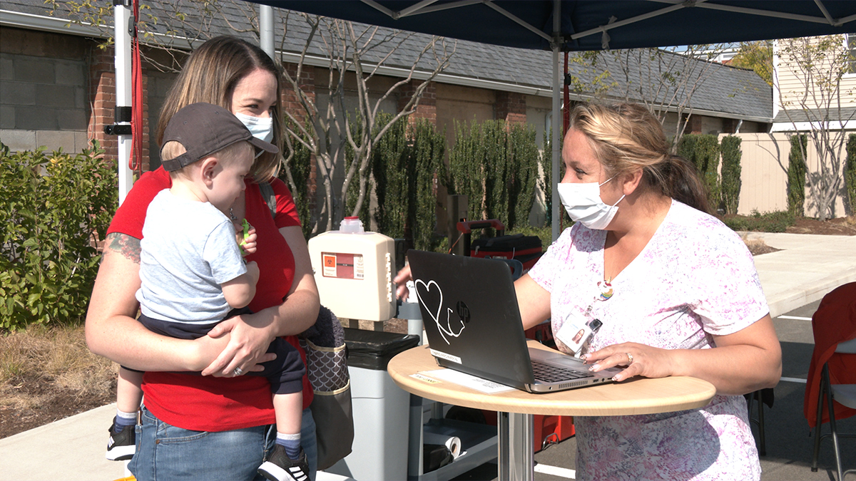 Health clinics across the U.S. have adapted to make services and vaccines more accessible during the #COVID19 pandemic. Learn how a community healthcare provider's drive-through #fluvaccine clinics have allowed them to reach more people than ever: