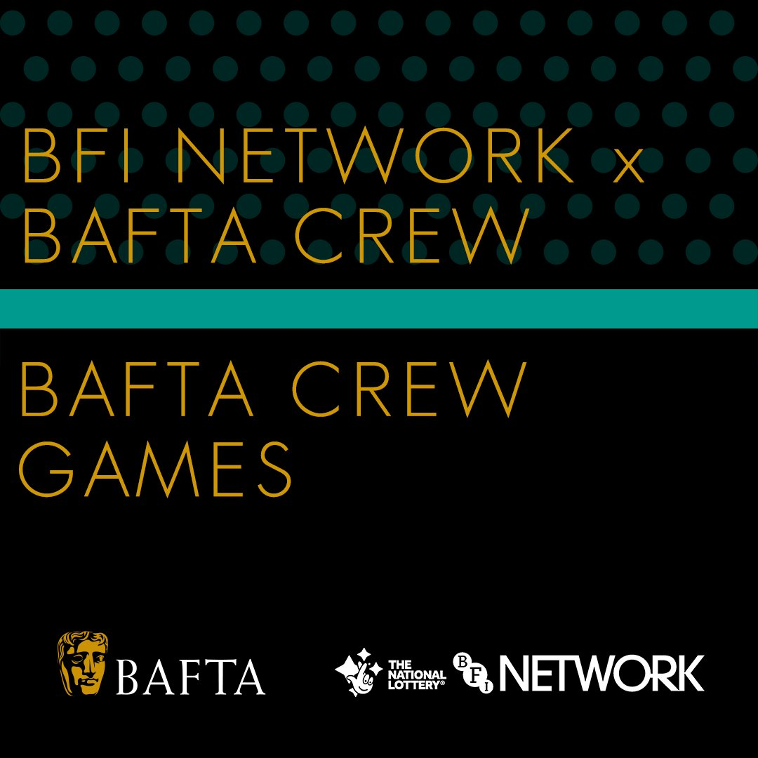 Congratulations to our incoming 2021 @BFINETWORK x BAFTA Crew and BAFTA Crew Games cohort.  Welcome to the #BAFTACrew community! 🥳👏