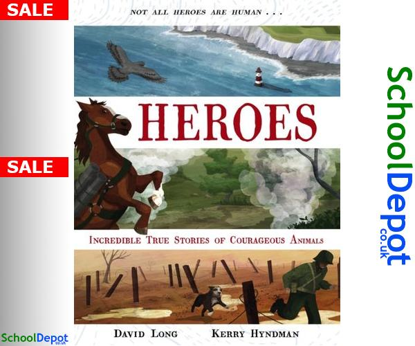 Long, David https://t.co/1DHBR1DqoJ Heroes 9780571342105 #Heroes #Heroes_book #student #review Courageous dogs, cats, birds, horses, and even a bear have shown courage and devotion, and this book tells you their extraordinary stories. Includes the story of Jet t https://t.co/YF8B2EQoLo