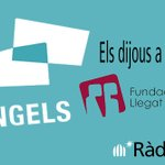 Image for the Tweet beginning: Els dijous, 17.30h, #Angels programa