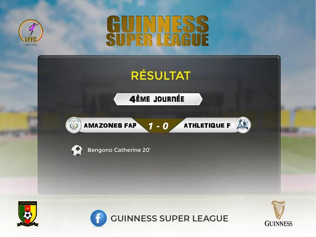 #GuinnessSuperLeague #Resultat   #Day4