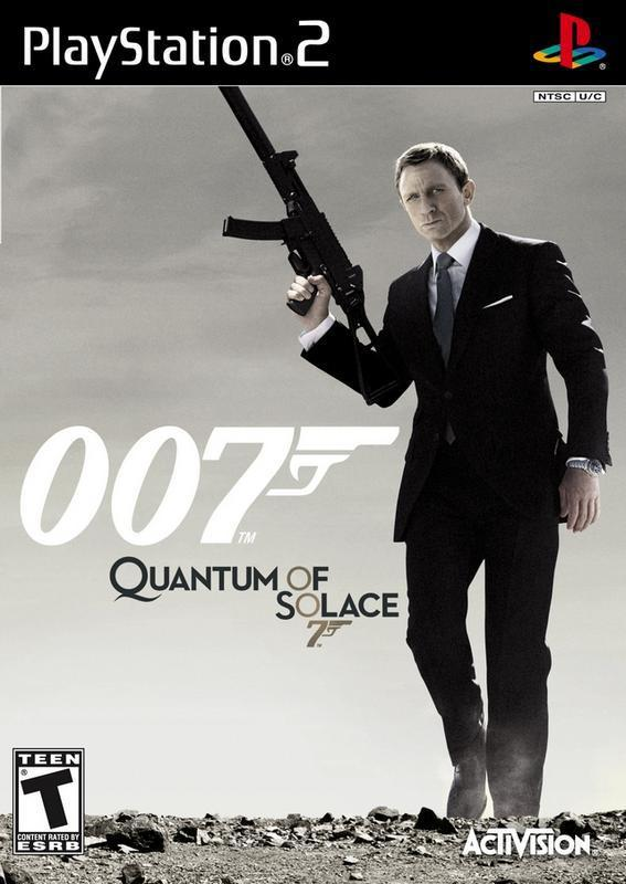Become the elusive action packed secret agent 007 and face down many enemies during an awesome adventure in 007 Quantum of Solace #action #gaming #videogames #playstation #retrogaming https://t.co/DfYwSm5O8f