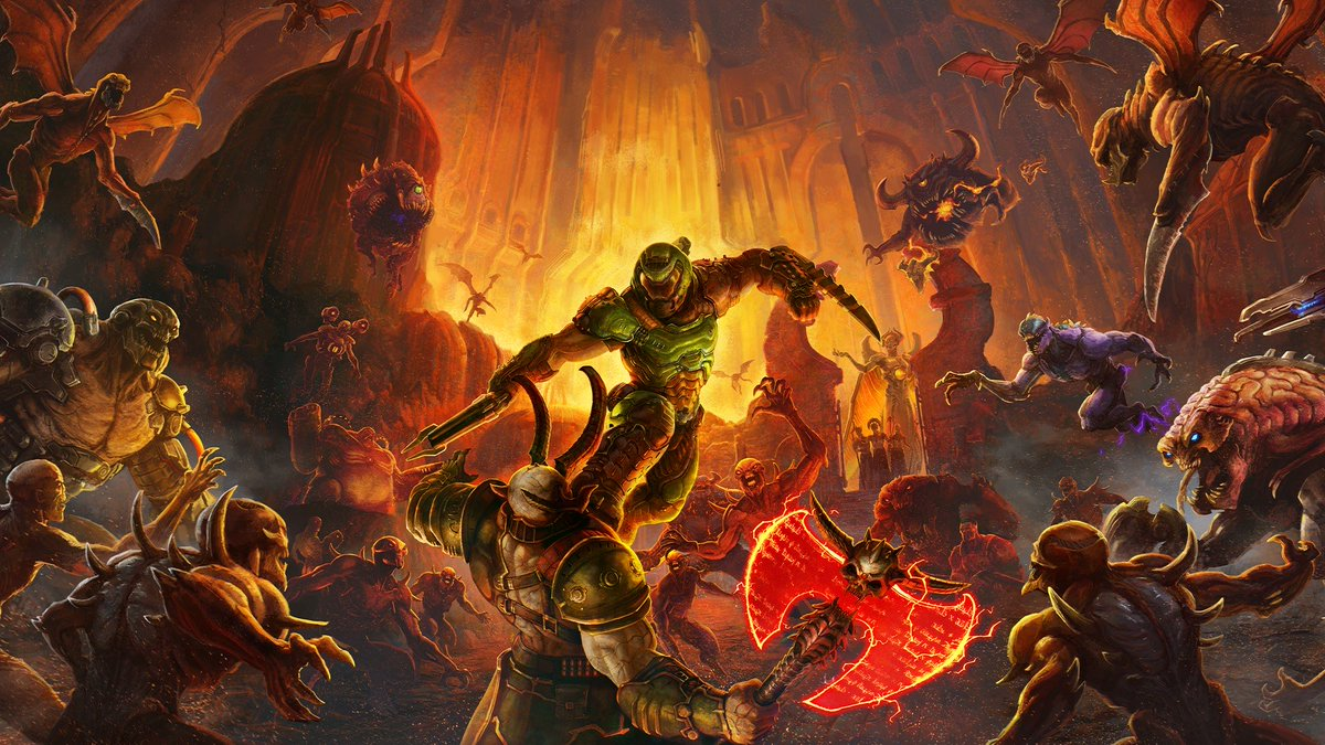 DOOM Eternal is available on Xbox Game Pass PC 2