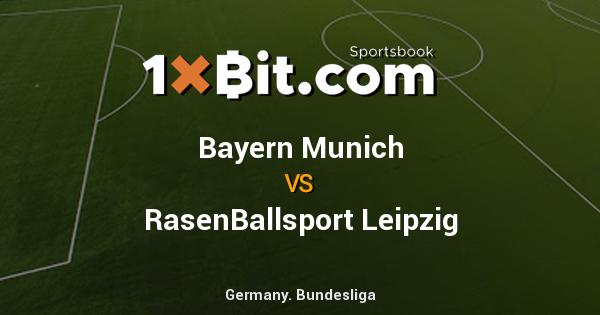 ⚽️ Germany. Bundesliga : #BayernMunich 0 [1.43] vs [5.25] #RasenBallsportLeipzig 0 [6.7] #1xbit #bitcoin https://t.co/p4YtDhoeVy https://t.co/yaTjIHdcfU