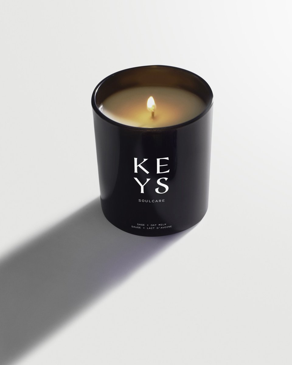 @aliciakeys Get all of the details about the the amazzzzing Skin Transformation Cream, Sage + Oat Milk Candle, and Obsidian Facial Roller now available at  and @ultabeauty 💥💥💥💥#KeysSoulcare 😊❤❤ @ursula_whyte1
