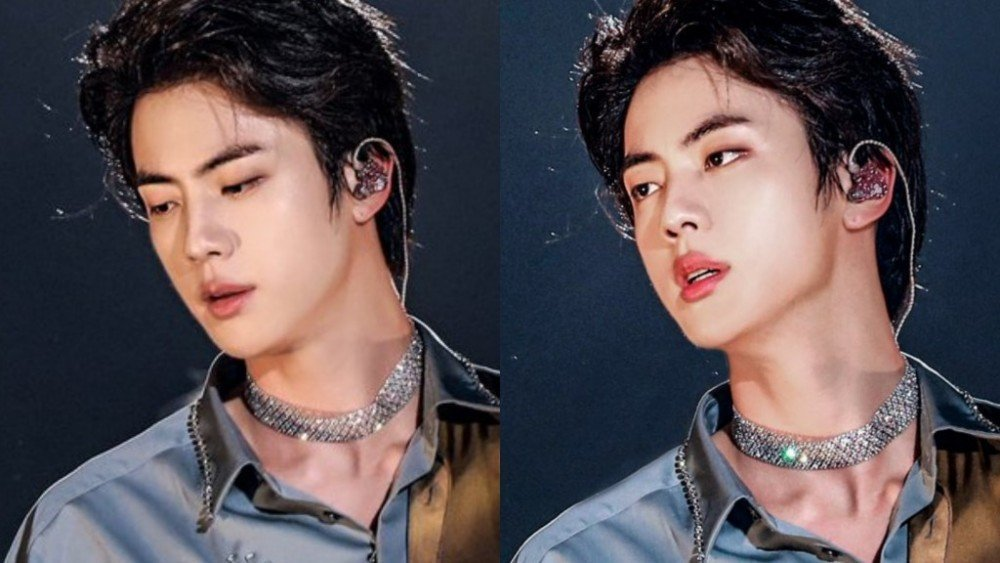 Seokjin, 28, the most ethereally beautiful angel #JINDAY #JIN #AbyssByJin #abyss #김석진 #HappyBirthdayJin #OurMoonJinDay #MaplestoryForJin  #OurSparklingGemJin #ourlovelyseokjin @BTS_twt