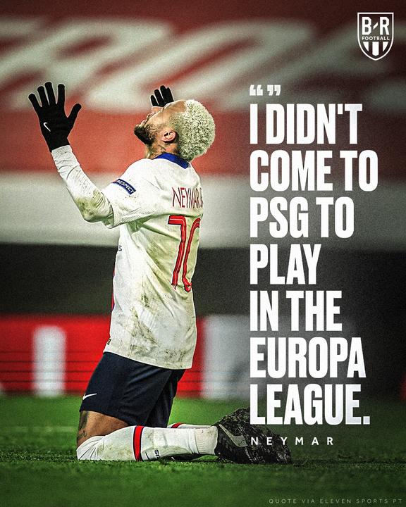 @BleacherReport's photo on Neymar