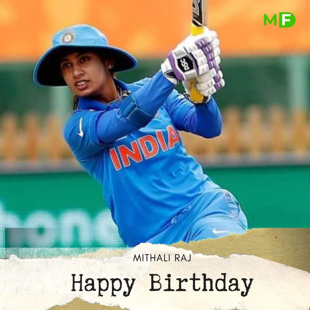 @M_Raj03 is the highest run-scorer of Women's Indian Cricket Team. She has scored more than 6000 runs. She is also the first player to score seven consecutive 50s in ODIs. She became the first player from Indi to score 2000 runs in T20Is. #Cricket #IndianCricket #WomensCricket