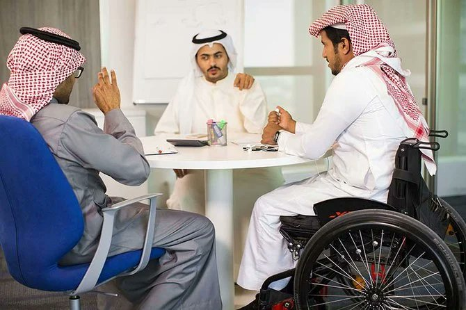 People with disabilities seeking employment in #SaudiArabia are getting a bigger boost with the help of 'life-changing' Harakia scheme.