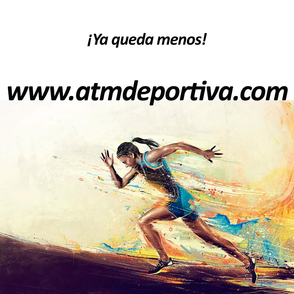 Proximamente... Atmdeportiva #deporte #sports #deportiva #atmpadel #atmdeportiva #atmrunning #tiendaonline #fitness #motivacion #trainning #spain  #follow #like4like #like  #oferta #tenis #fronton #raquetas #smile #chollos #calidadprecio #zapatillas #raquetas #palas #motivation https://t.co/AxvUUexE5z