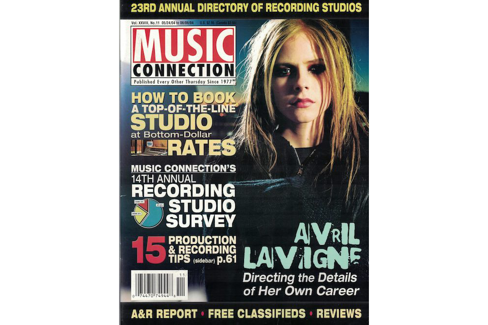 Read about #FightLyme with @AvrilLavigne in our new issue out now! She was just a sk8r grl in our 2004 cover story #TBT