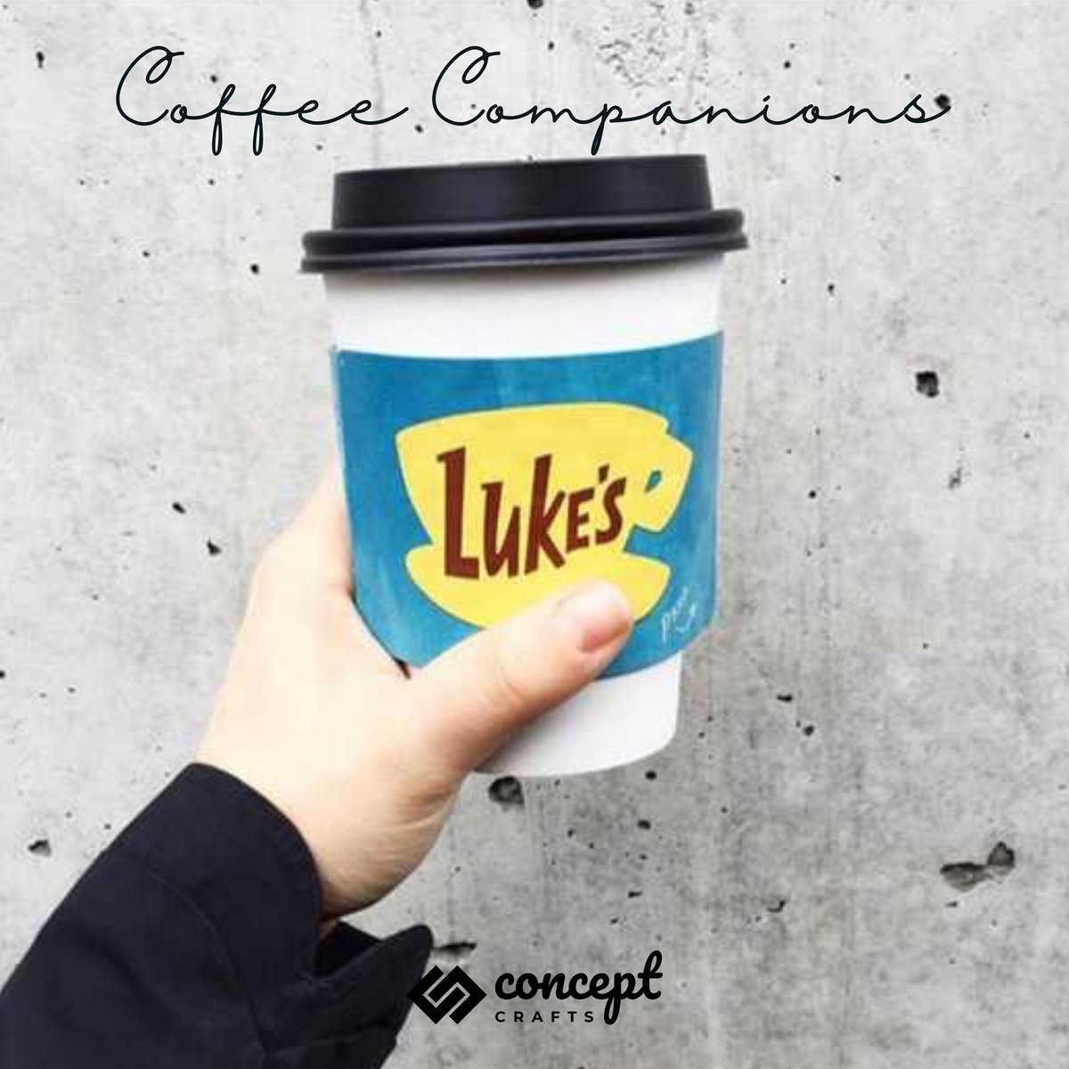 Coffee Companions #2 - Gilmore Girls  Relax with a cup of joe and binge on the coffee-fanatical Gilmore Girls as the fiercely independent, strong female protagonists manage work, love and life in this quirky, witty drama.   #thursdayvibes #GilmoreGirls #coffeecompanions
