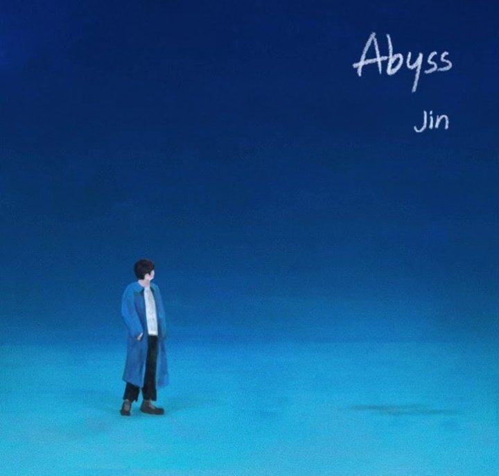 #Abyss nosso Jin. Que lindo. Ele é o aniversariante, mas somos nós que ganhamos o presente. Maravilhoso. @BTS_twt