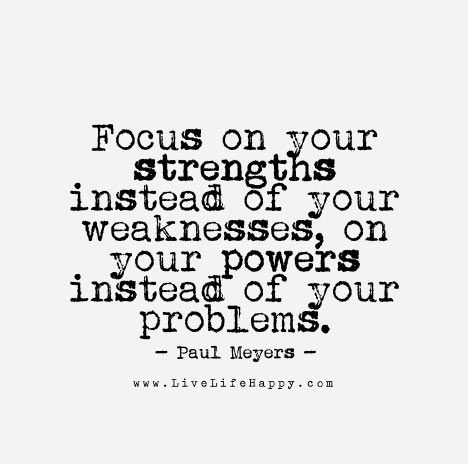 Good morning, #Pirates! Focusing on your strengths will help you become successful in all that you attempt. Strengths build more strengths. Use them well and wisely! @CrandallHS #7mindsets #passionfirst #thursdaythoughts #focus #strength
