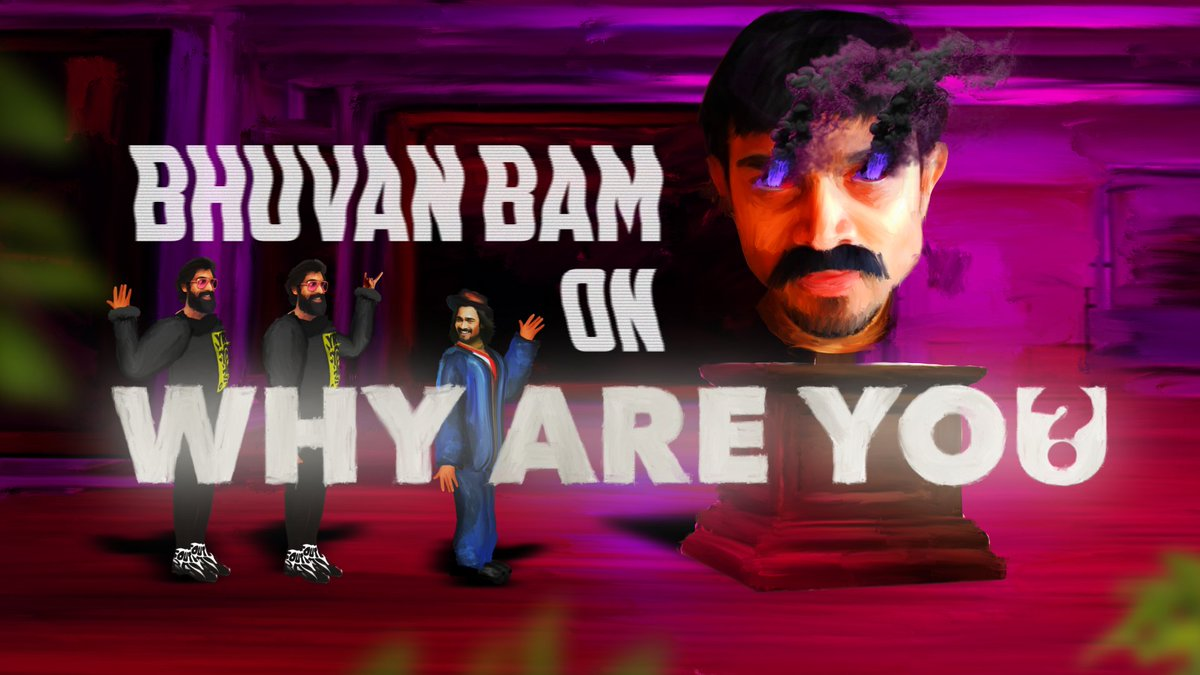 Welcome on board Mr.Vines! Here goes the promo of #Whyareyou Chapter 2 featuring the one and only @Bhuvan_Bam! Coming soon on Southbay Live YouTube channel!! Go subscribe now!    @Southbaylive #yru #bhuvanbam #bbkivines #ranadaggubati